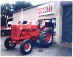 Click here for an enlarged view of a 1957 International BWD6 Tractor